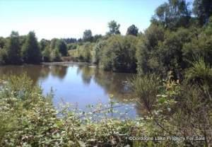 lake #dordognealakeproperty