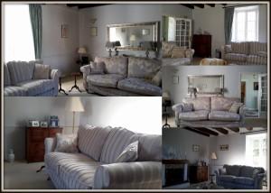 Montage of lounge #dordognelakeproperty