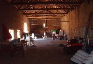 barn hanger 246 sq metres #dordognelakeproperty